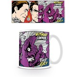 Batman Two-Face Coffee - Mok