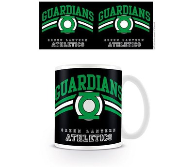 Green Lantern Guardians Athletics Mok