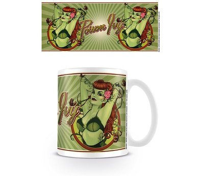 Dc Comics Bombshell Poison Ivy - Mok