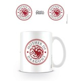 Game Of Thrones Mother of Dragon's Mok