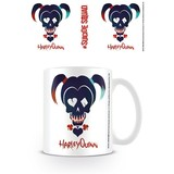 Suicide Squad Harley Quinn Skull - Mok