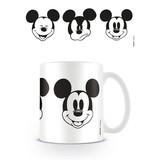 Mickey Mouse Faces Mok