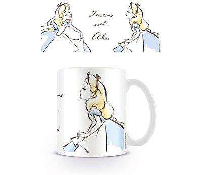 Alice In Wonderland Teatime With Alice Mok