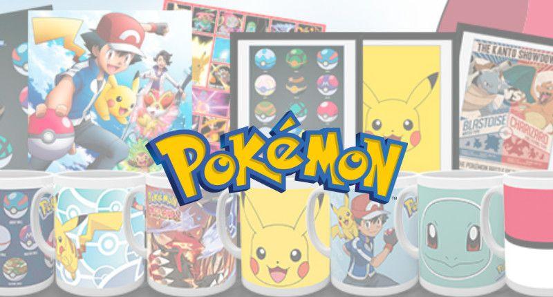De meest gewilde Pokémon merchandise!