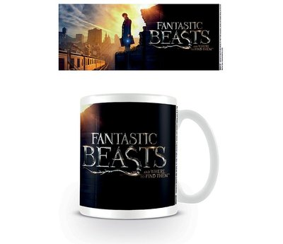 Fantastic Beasts And Where To Find Them Dusk - Mok