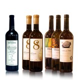 8millennium and Vellino Amber wine tasting package