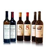 Amber and Red wine tasting package [6x]