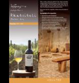 Merk Vellino Vellino Rkatsiteli, Amber-dry Qvevri wine