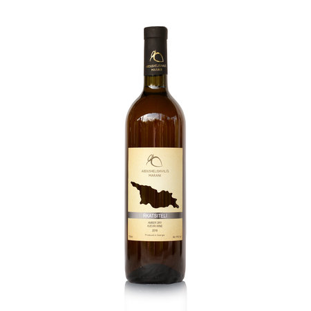 Abdushelishvili Winery Georgian Qvevri wine, Rkatsiteli 2019, Abdushelishvili winery