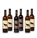 Abdushelishvili Winery Amber and Red dry wine tasting package, Abdushelishvili [6x]