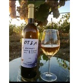 OTIA Chinuri Qvevri wine 2019, OTIA, Amber wine