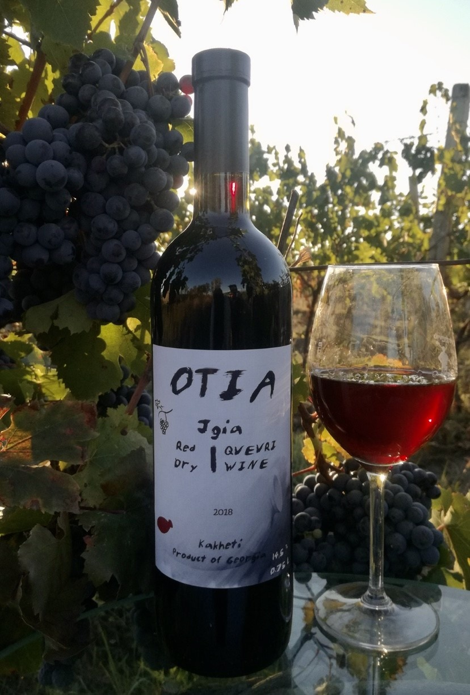 OTIA Wijn proefpakket OTIA, droge amber en rode-droge wijnen (6x)