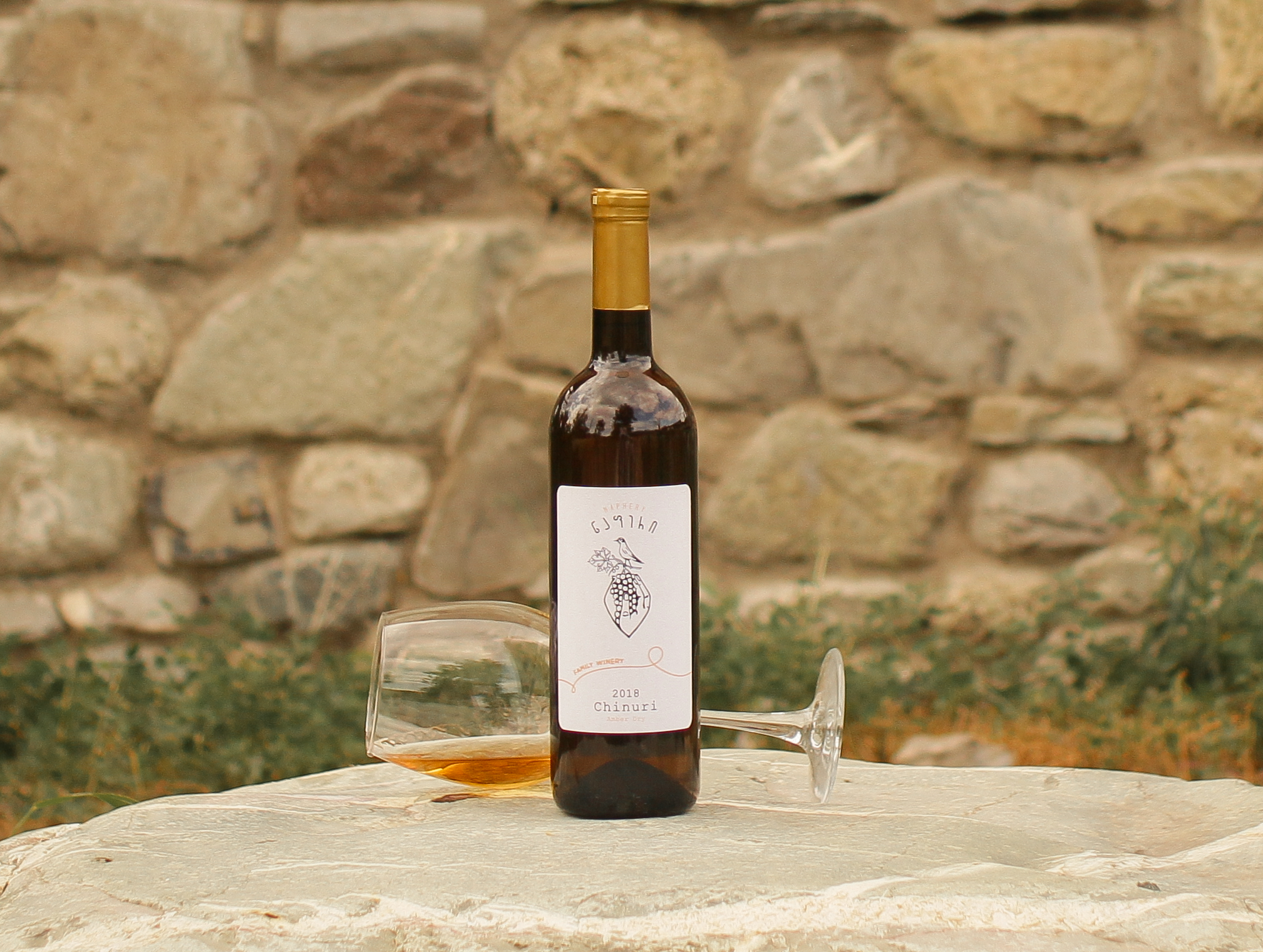 Napheri Napheri [Amber and Red 6x] dry Qvevri wines