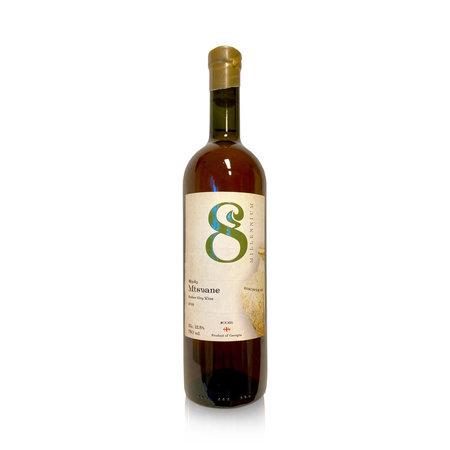 Merk  8millennium  Mtsvane 8millennium, Amber droge wijn [biodynamisch] 2019