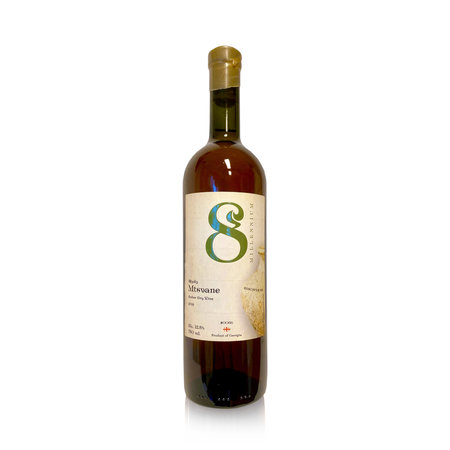 Merk  8millennium  Mtsvane 8millennium [bio-dynamic] Amber Dry wine [2019]