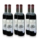 Kindzmarauli Kindzmarauli, premium rode-half-zoete wijn proefpakket (6x)
