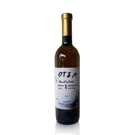 OTIA Rkatsiteli OTIA, Amber droge wijn 2019