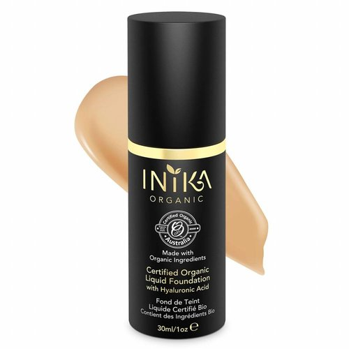 Inika Liquid Foundation 6: Tan
