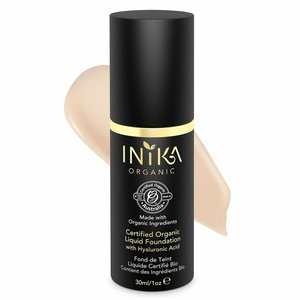 Inika Liquid Foundation 1: Porcelain