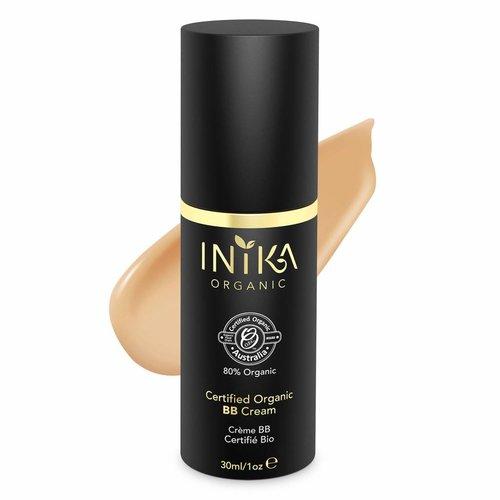 Inika Certified Organic BB Cream 6: Tan