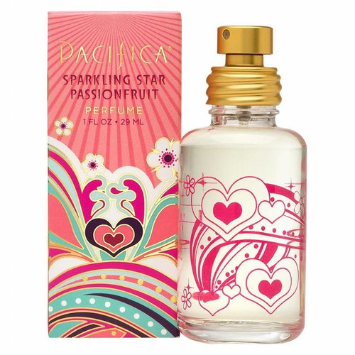 Pacifica Spray Perfume Sparkling Star Passionfruit