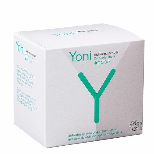 Yoni Inlegkruisjes Biologische Katoen