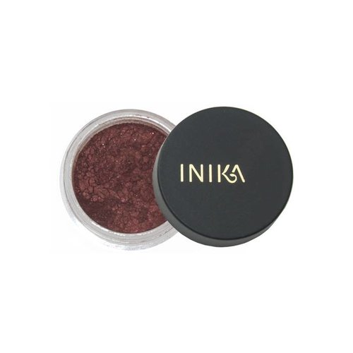 Inika Mineral Eyeshadow Autumn Plum