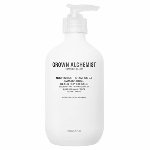 Grown Alchemist Nourishing Shampoo Damask Rose