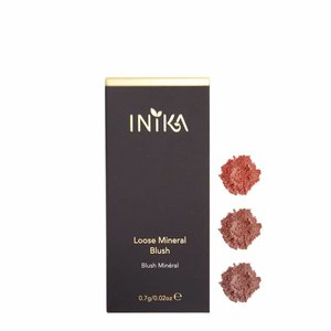 Inika Loose Mineral Blush SAMPLE