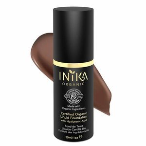 Inika Liquid Foundation 8: Cocoa