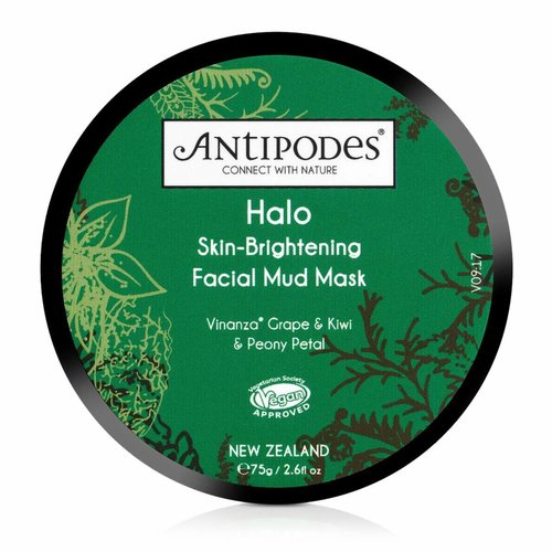 Antipodes Halo Skin-Brightening Facial Mud Mask