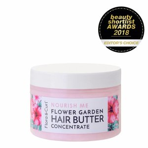 Flora & Curl Flower Garden Hair Styling Butter