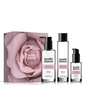 Bodhi & Birch Rosa Rosa Natural Skincare Set