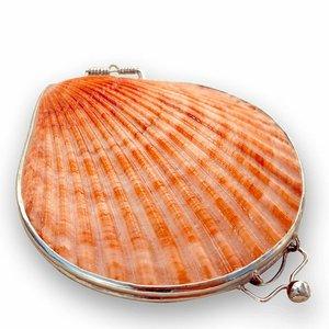 Organic Island Shell Lip Balm Oriental Fan