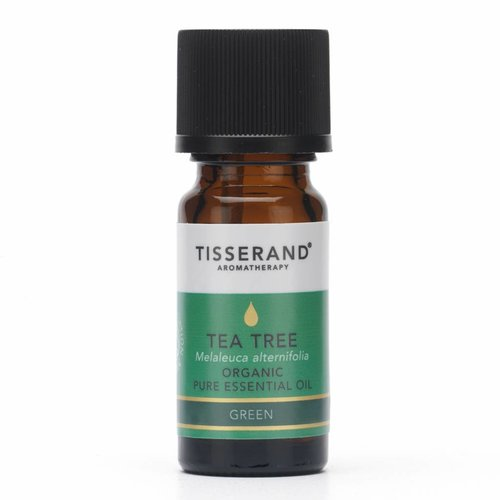 Tisserand Aromatherapy Tea Tree Organic Pure Essential Oil