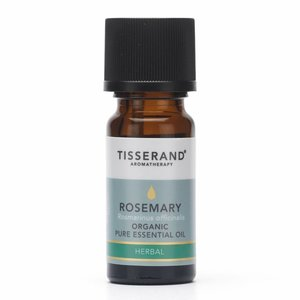 Tisserand Aromatherapy Rosemary Organic Pure Essential Oil
