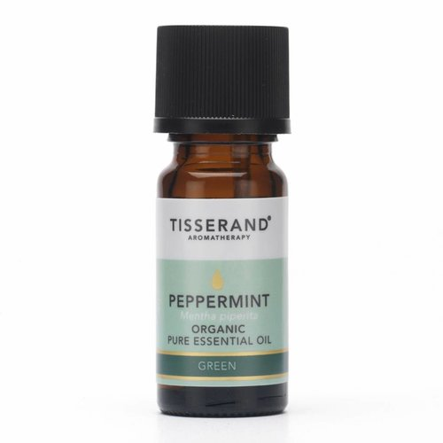 Tisserand Aromatherapy Peppermint Organic Pure Essential Oil