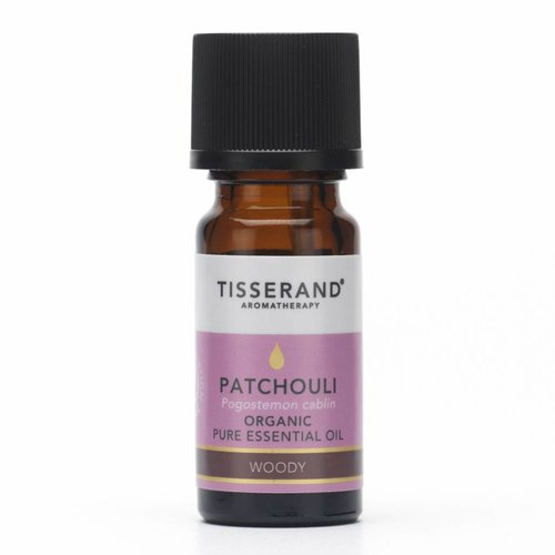 Tisserand Aromatherapy Patchouli Organic Pure Essential Oil