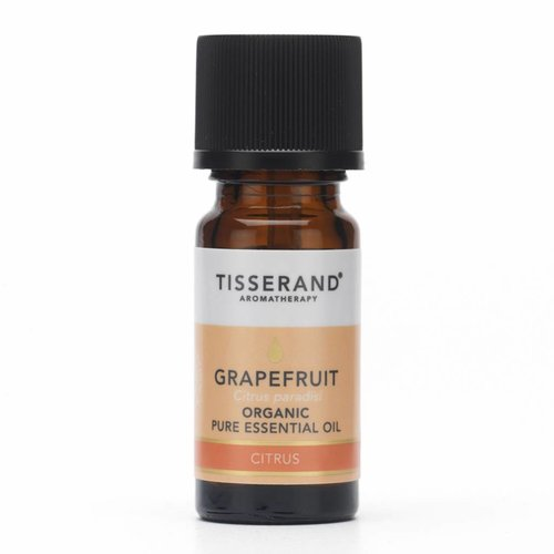 Tisserand Aromatherapy Grapefuit Organic Pure Essential Oil