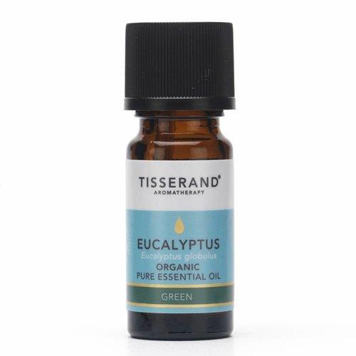 Tisserand Aromatherapy Eucalyptus Organic Pure Essential Oil