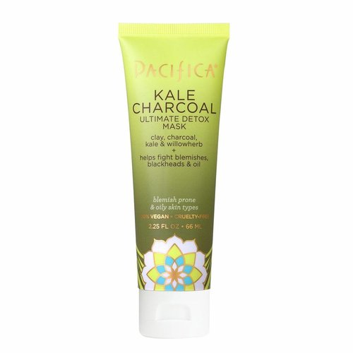 Pacifica Kale Charcoal Detox Mask