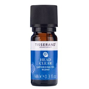 Tisserand Aromatherapy Head Clear Vaporising Oil