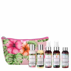 Flora & Curl The Moisture Discovery Kit