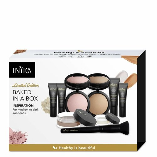 Inika Baked in a Box  4: Inspiration