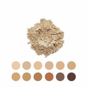 Inika Loose Mineral Foundation SAMPLE