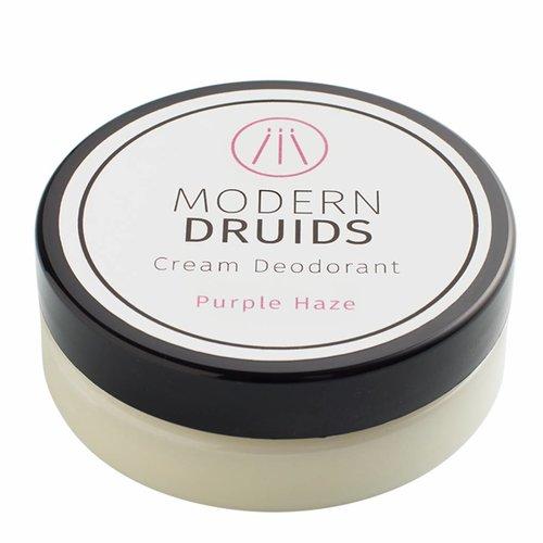 Modern Druids Natural Cream Deodorant Purple Haze