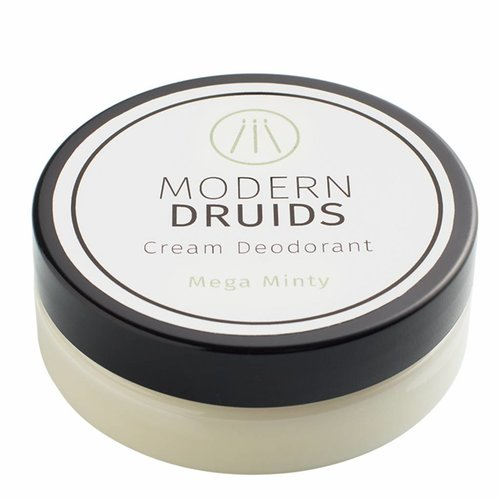 Modern Druids Natural Cream Deodorant Mega Minty