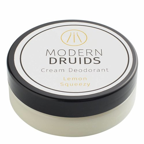 Modern Druids Natural Cream Deodorant Lemon Squeezy