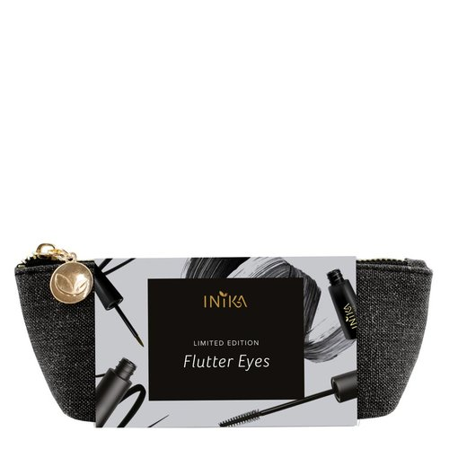 Inika Flutter Eyes Gift Set