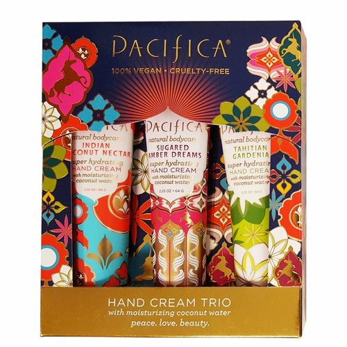 Pacifica Hand Cream Trio Gift Set